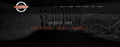 Liquid Sky – Tattoo München
