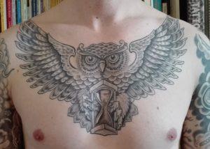Tattoo München Mara 18
